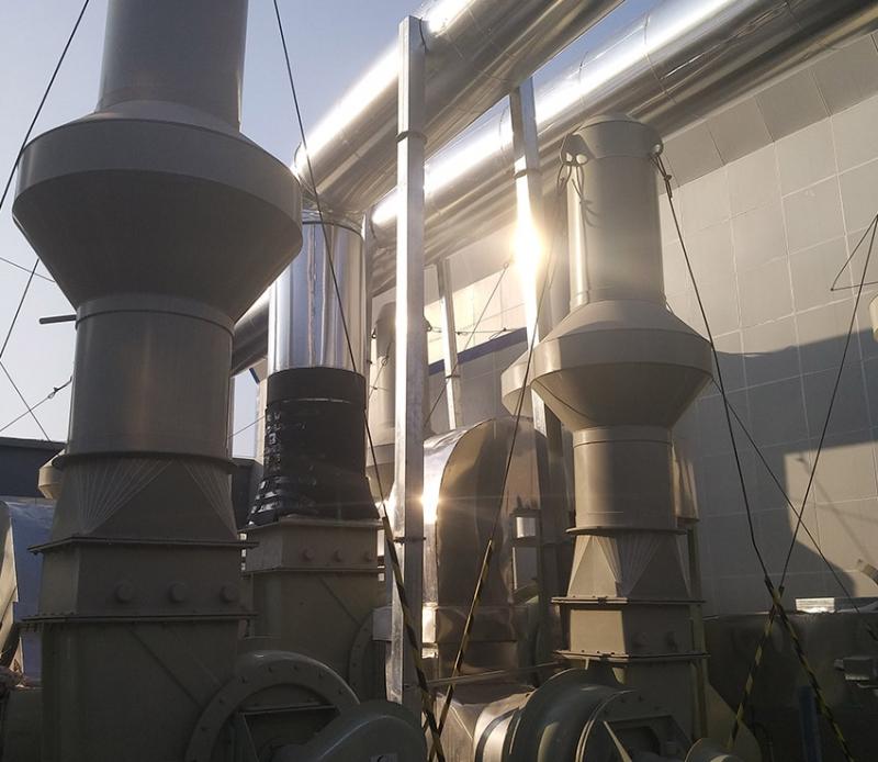 工业voc废气处理
